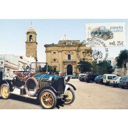 SPAIN (2001). 63E. Humber...