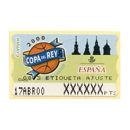 SPAIN (2000). 39. Copa del...