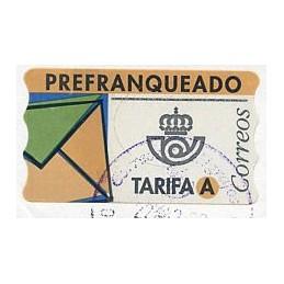 SPAIN (1999). Prefranked...