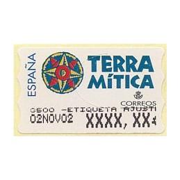 ESPAÑA (2001). 49. Terra...