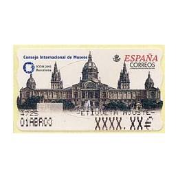 SPAIN (2001). 53E. Consejo...