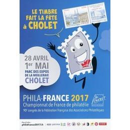 FRANCE (2017). PHILA-FRANCE...
