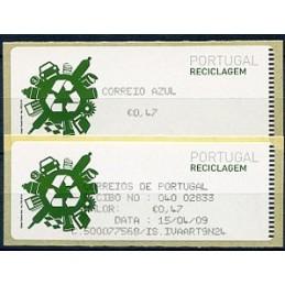 PORTUGAL (2009). Reciclagem...