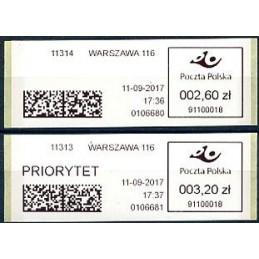 POLAND (2017). Poczta...