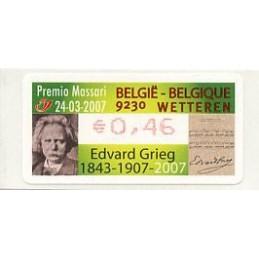 BELGIUM (2007). Premio...