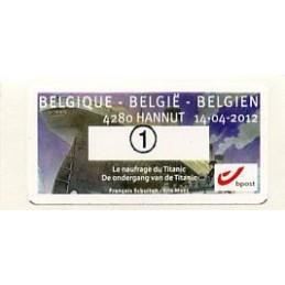 BELGIUM (2012). Le naufrage...