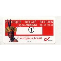 BELGIUM (2011). Europalia...