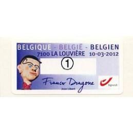 BELGIUM (2012). Franco...