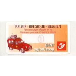 BELGIUM (2009). Véhicules...