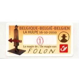 BELGIUM (2010). La magie de...