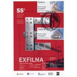 ESPAÑA (2017). 04. EXFILNA...