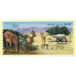 ISRAEL (2011). Mamíferos...