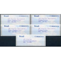 BRASIL (1997). White dove...