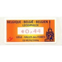 BELGIUM (2004). LEODIPHILEX...