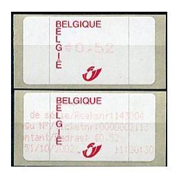 BELGIUM (2002). Definitive...