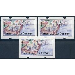 ISRAEL (1994). Turismo -...