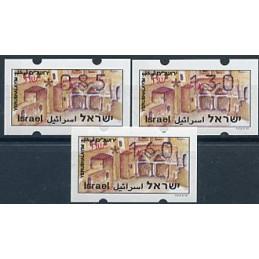 ISRAEL (1994). Tourism -...