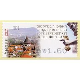 ISRAEL (2009). Pope...