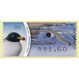ISRAEL (2010). Pallas's...