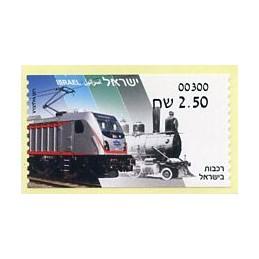ISRAEL (2018). Trains in...