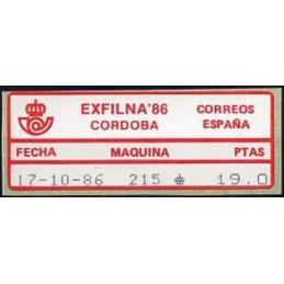 SPAIN (1986). 05....