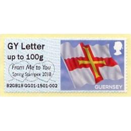 GUERNSEY (2018). Guernsey...