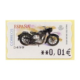 SPAIN (2003). 86a. Sanglas...