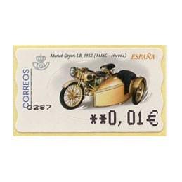 SPAIN (2002). 64.1. Monet...