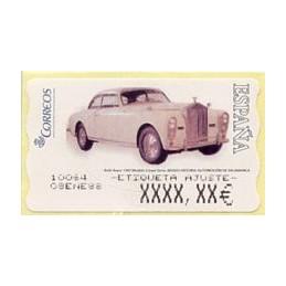 SPAIN (2004). 113. Rolls...