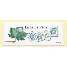 FRANCE (2011). La Lettre...