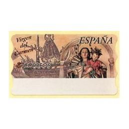 SPAIN (1999). 35. Virgen...