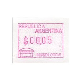 ARGENTINA (1999). Emisión...