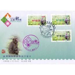 TAIWAN (2018). Formosan...