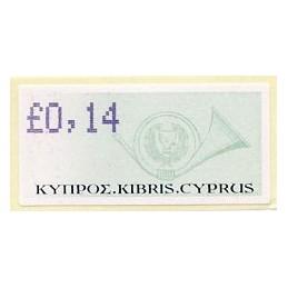 CYPRUS (2003). Post emblem....