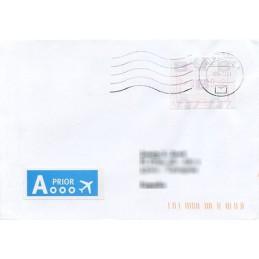 BELGIUM (2001). Post emblem...