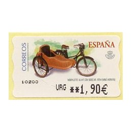 SPAIN (2003). 85. Mobylette...