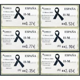 SPAIN (2004). 105. 11-M...