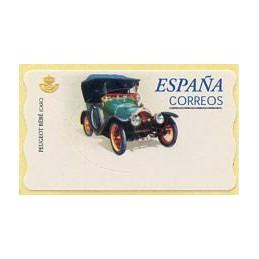 ESPAÑA (2001). 60. Peugeot...