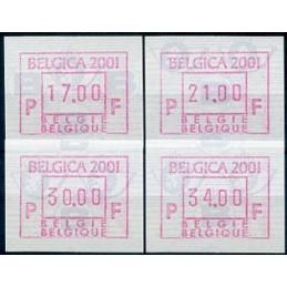 BELGIUM (2001). BELGICA...