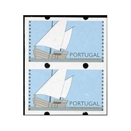PORTUGAL (1995).  Caravela...