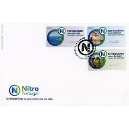 PORTUGAL (2018). Nitrogénio, nem demais nem de menos (Nitrógeno, ni de más ni de menos). Sobre primer día