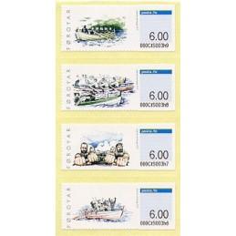 FAROE ISLANDS (2010). Boat...