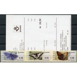 NORWAY (2007). Butterflies....