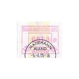 ALAND (1995). Mare Balticum...