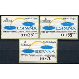 SPAIN (2000). 44. EXPO 2000...