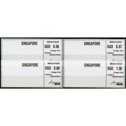 SINGAPUR (2018). Emisión...
