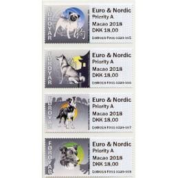 FAROE ISLANDS (2018). Dogs...