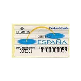SPAIN (2000). 44S. EXPO...