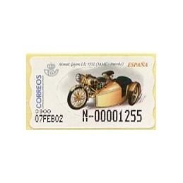 SPAIN (2002). 64.1S. Monet...