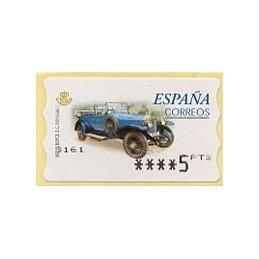 SPAIN (2001). 61. Rolls...